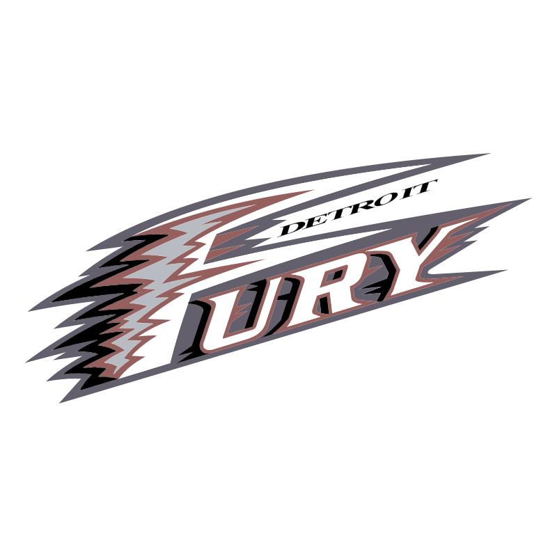 Detroit Fury vector