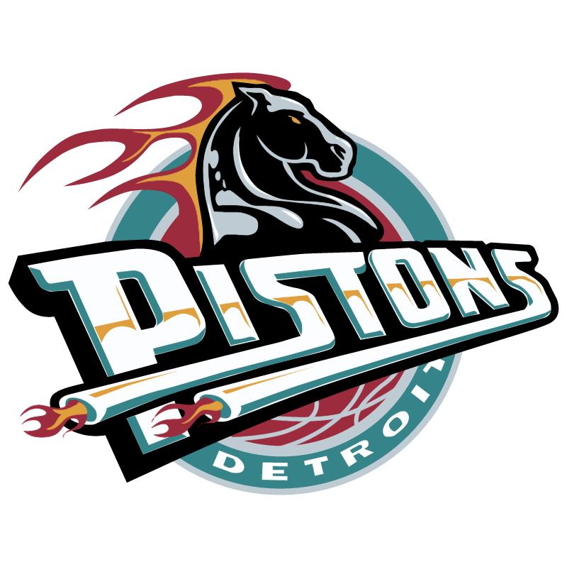 Detroit Pistons vector logo