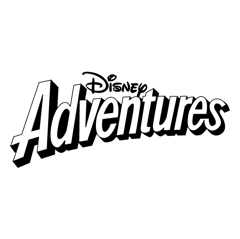 Disney Adventures vector