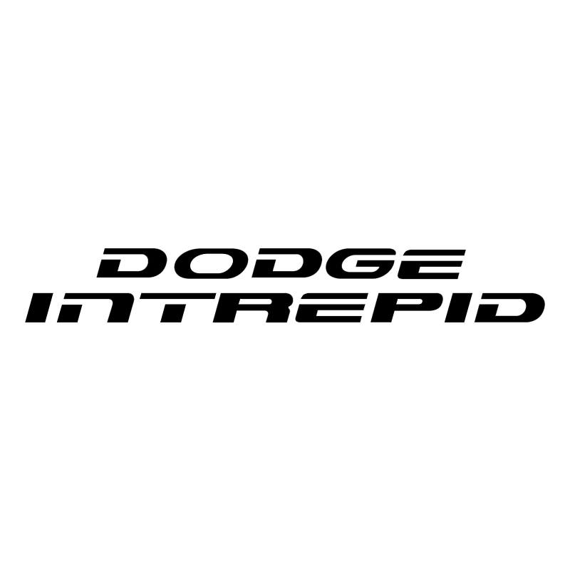 Dodge Intrepid vector