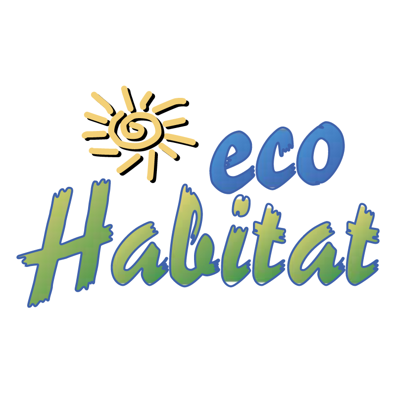 Eco Habitat vector