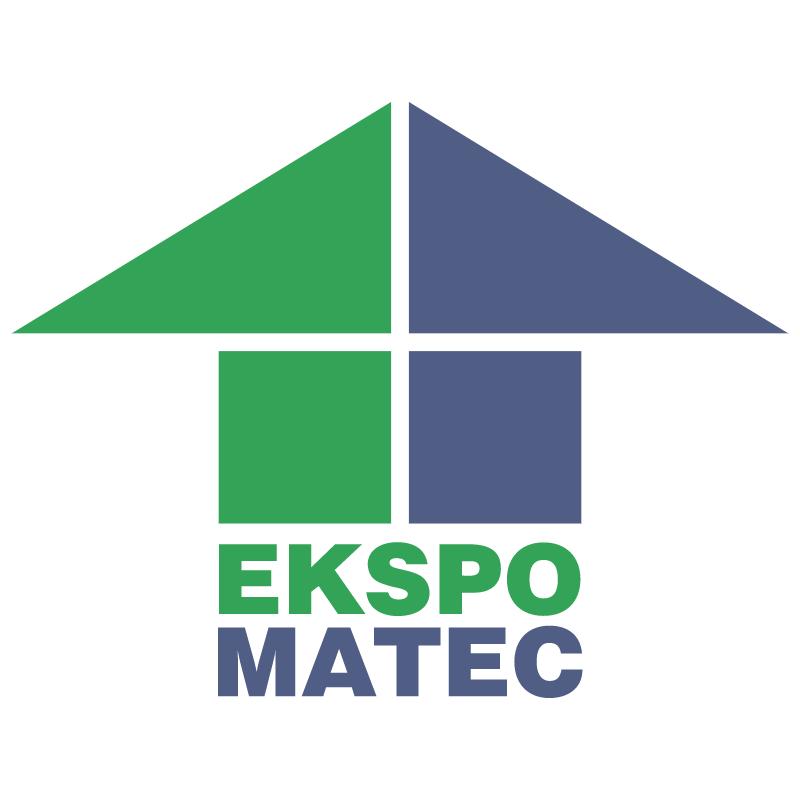 Ekspo Matec vector logo