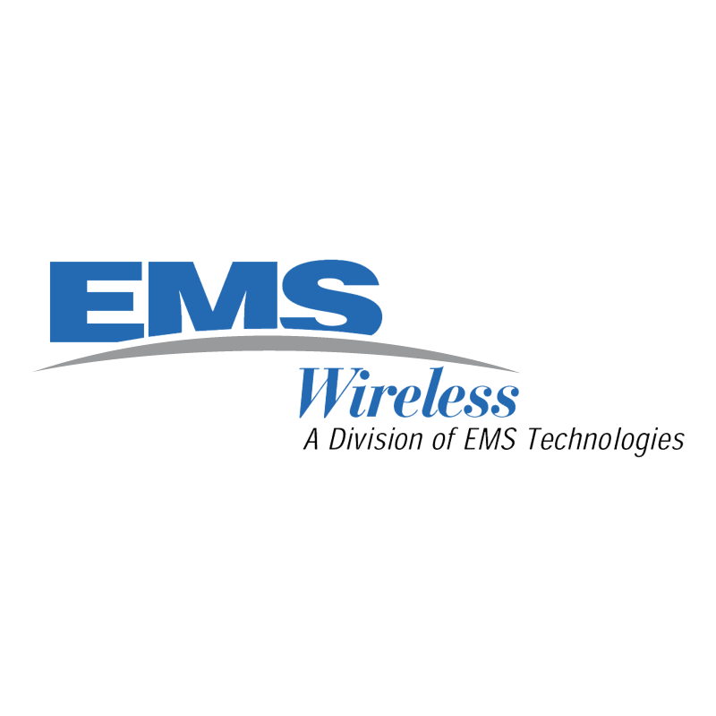 EMS Wireless vector logo