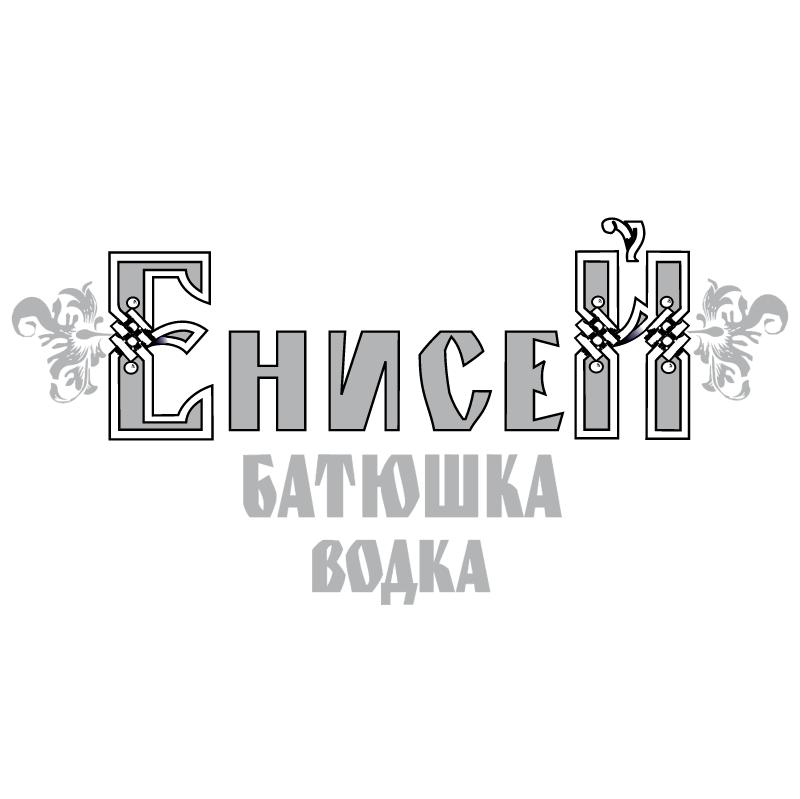 Enisey Vodka vector