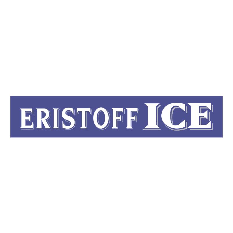 Eristoff Ice vector logo