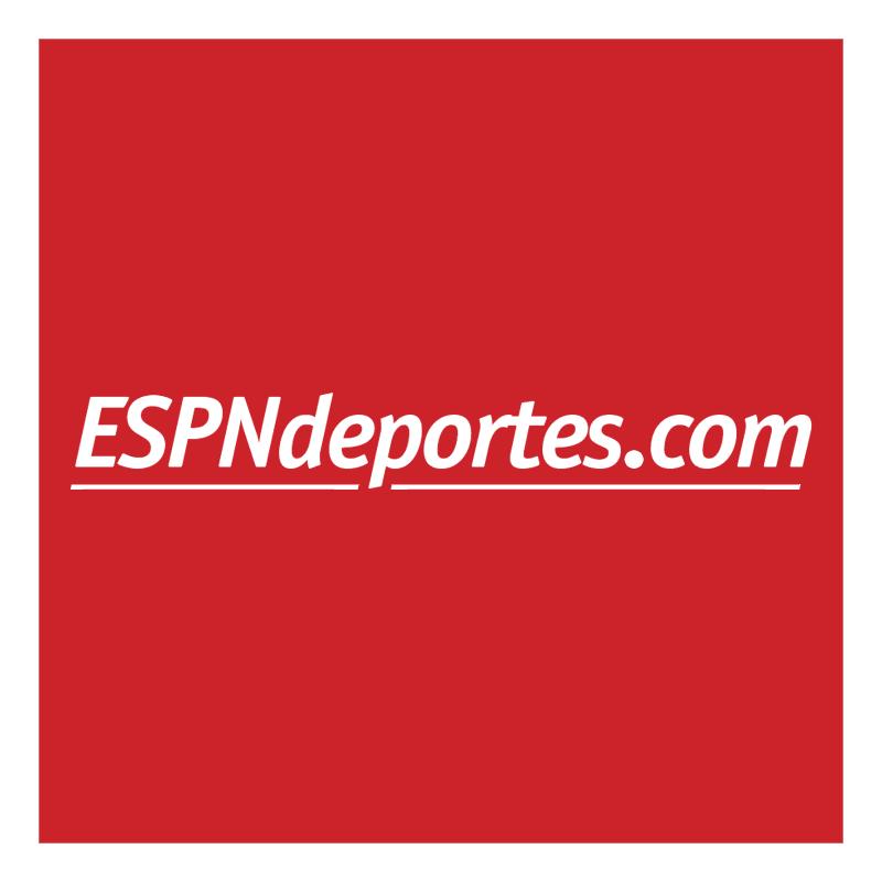 Espn Deportes vector logo