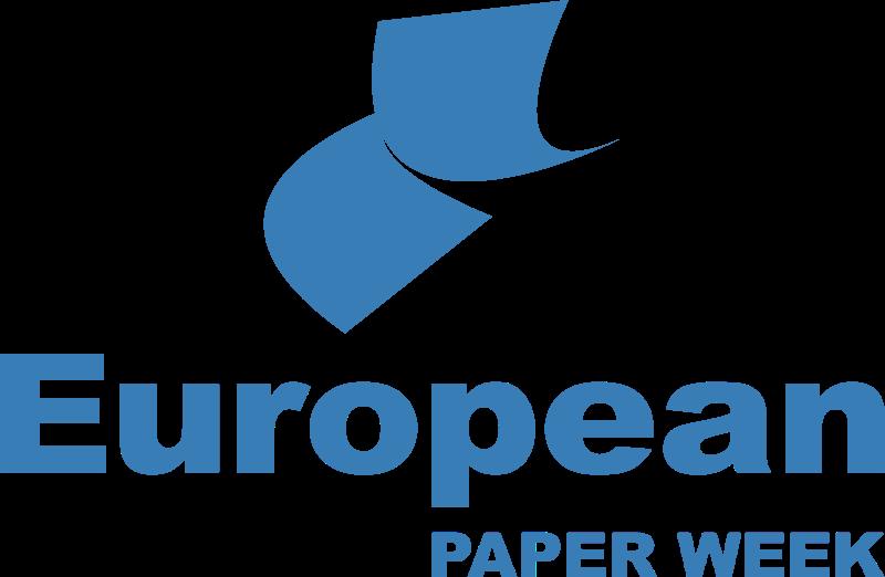 EUROPEAN PAPER WEEK vector