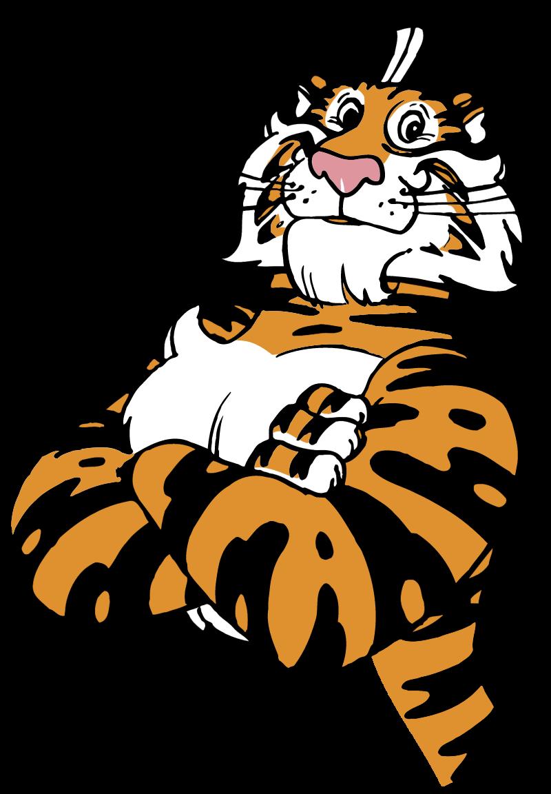 Exxon Tiger vector