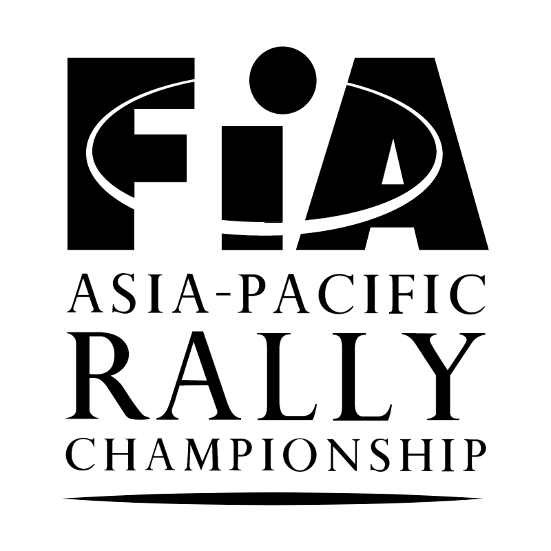 FIA Asia Pacific Rally Championship vector