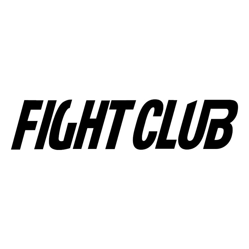 Fight Club vector