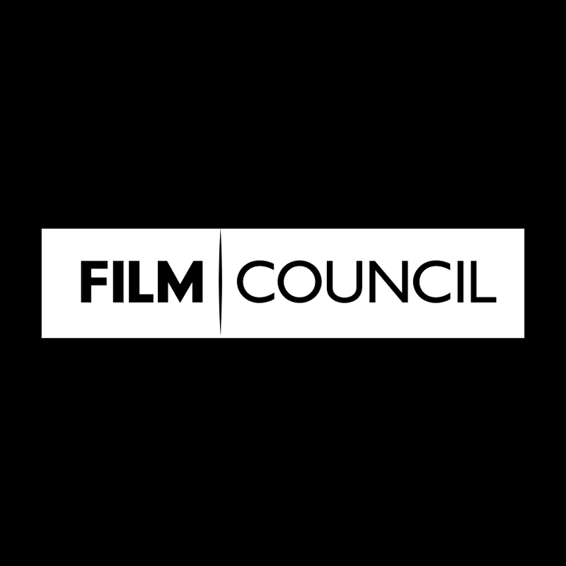 Film Council vector logo