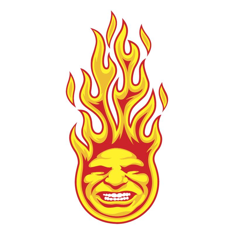 Fire Giant vector