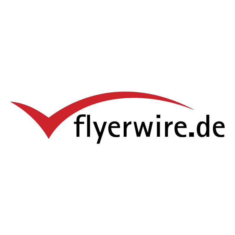 Flyerwire vector
