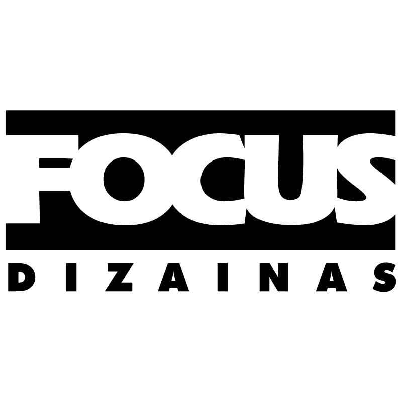 Focus Dizainas vector