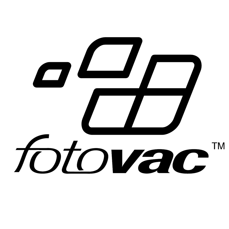 FotoVac vector logo