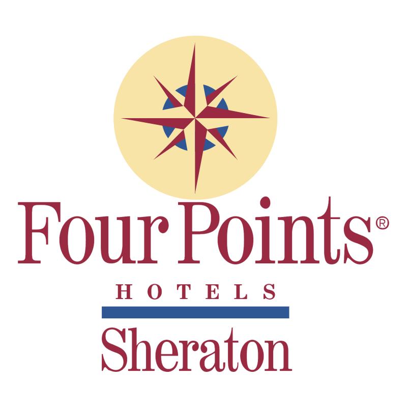 Four Points Hotels Sheraton vector logo
