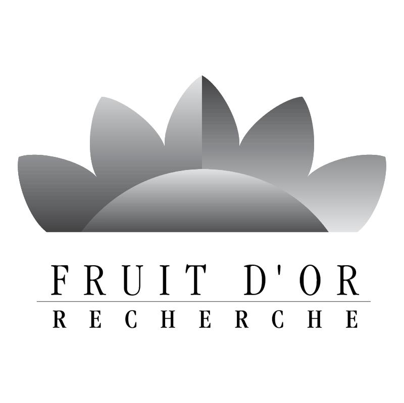 Fruit D'Or Recherche vector