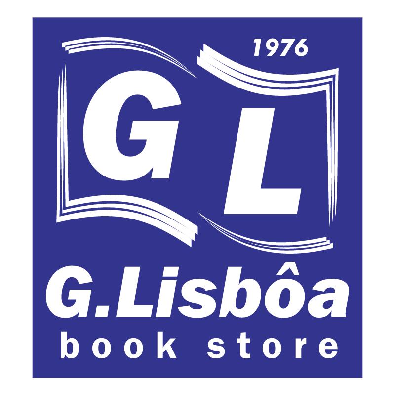 G Lisboa Livros vector