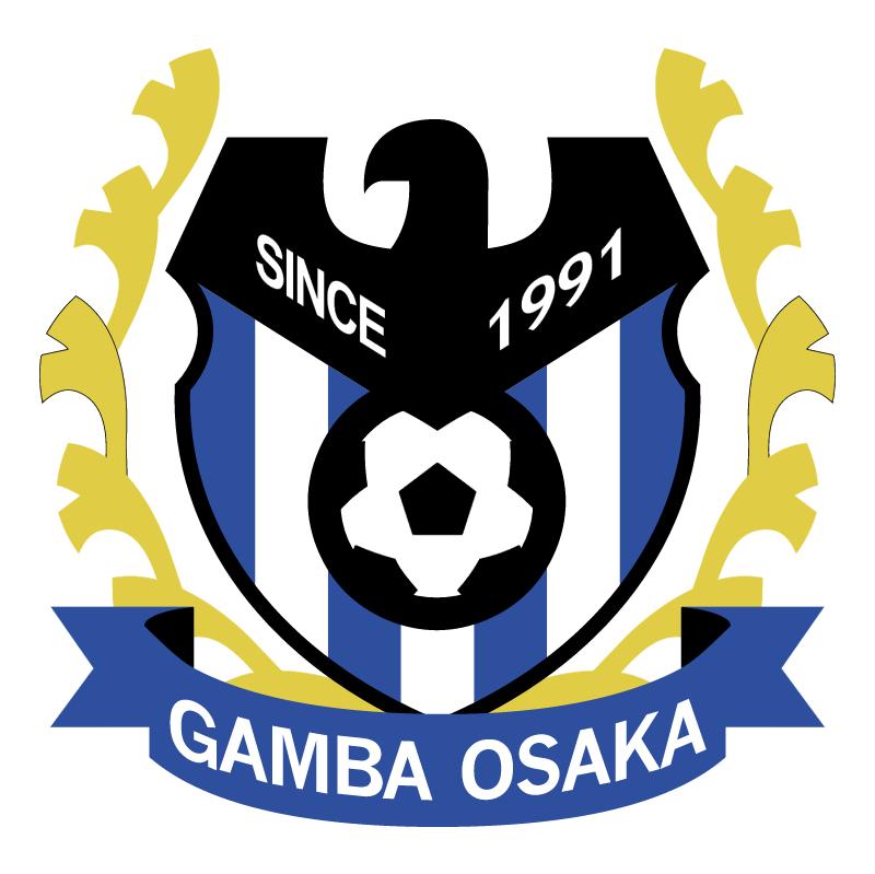 Gamba Osaka vector