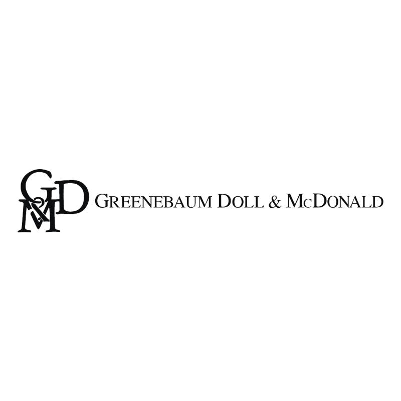 GDM vector logo