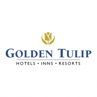 Golden Tulip vector
