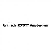 Grafisch Lyceum Amsterdam vector