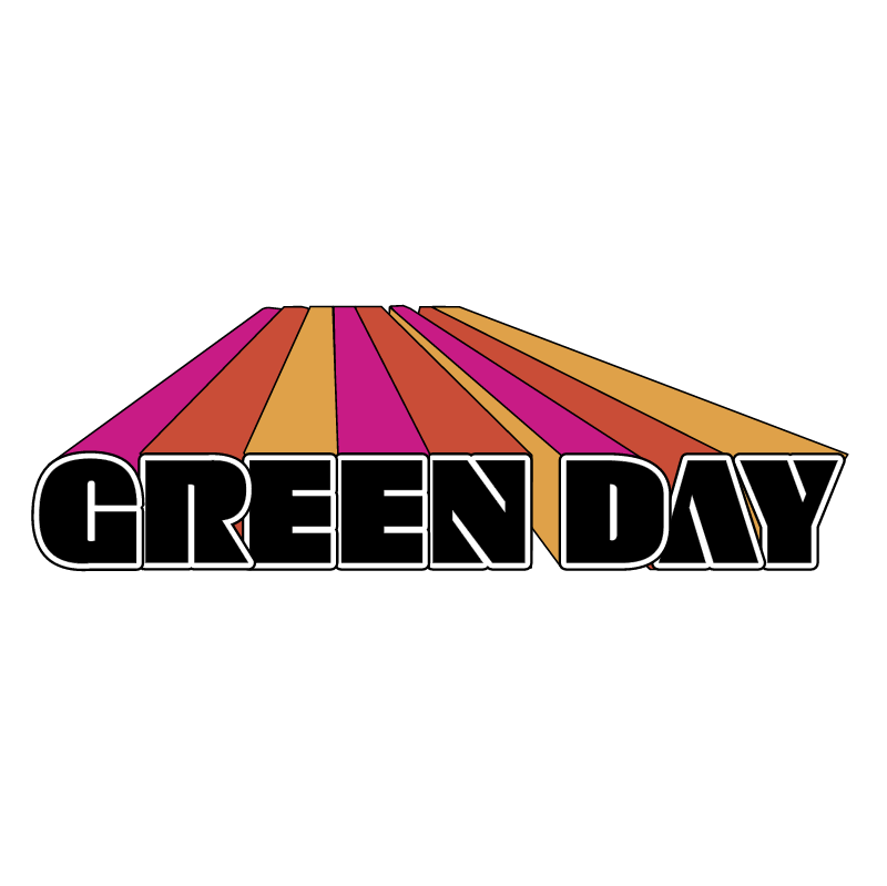 Green Day vector