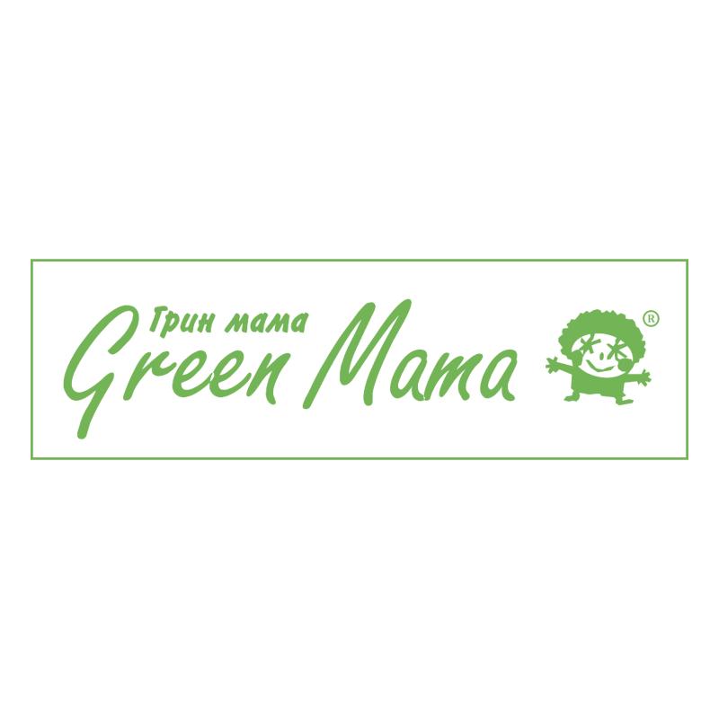 Green Mama vector