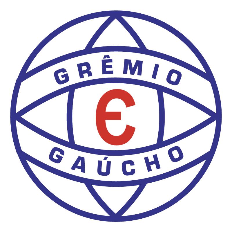 Gremio Esportivo Gaucho de Ijui RS vector