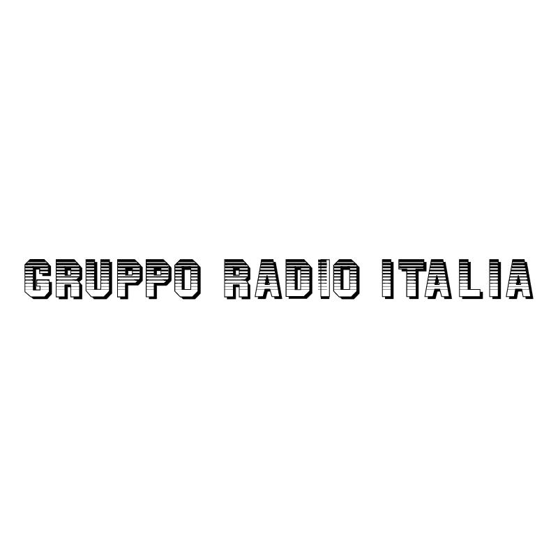 Gruppo Radio Italia vector