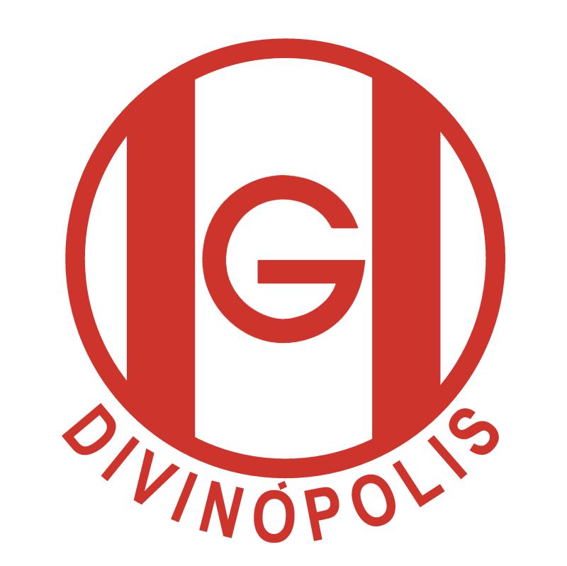 Guarani Esporte Clube de Divin polis MG vector