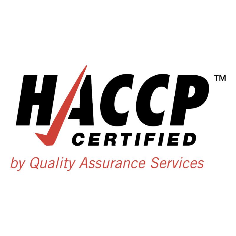 HACCP vector