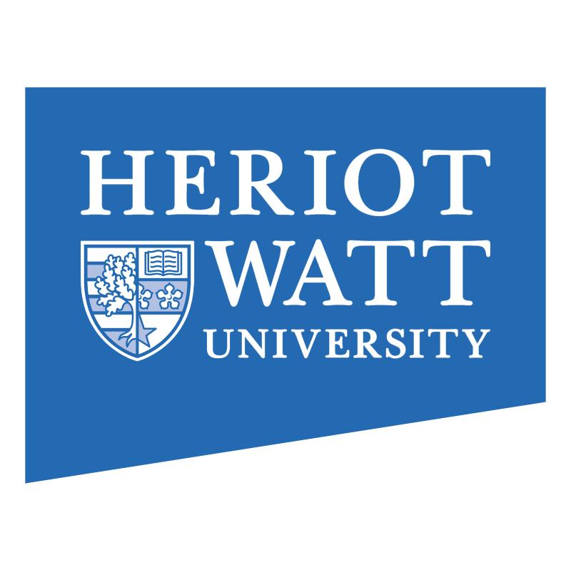 Heriot Watt University vector