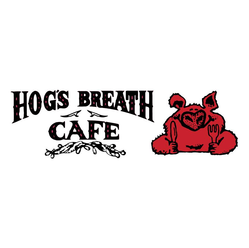 Hogs Breath Cafe vector