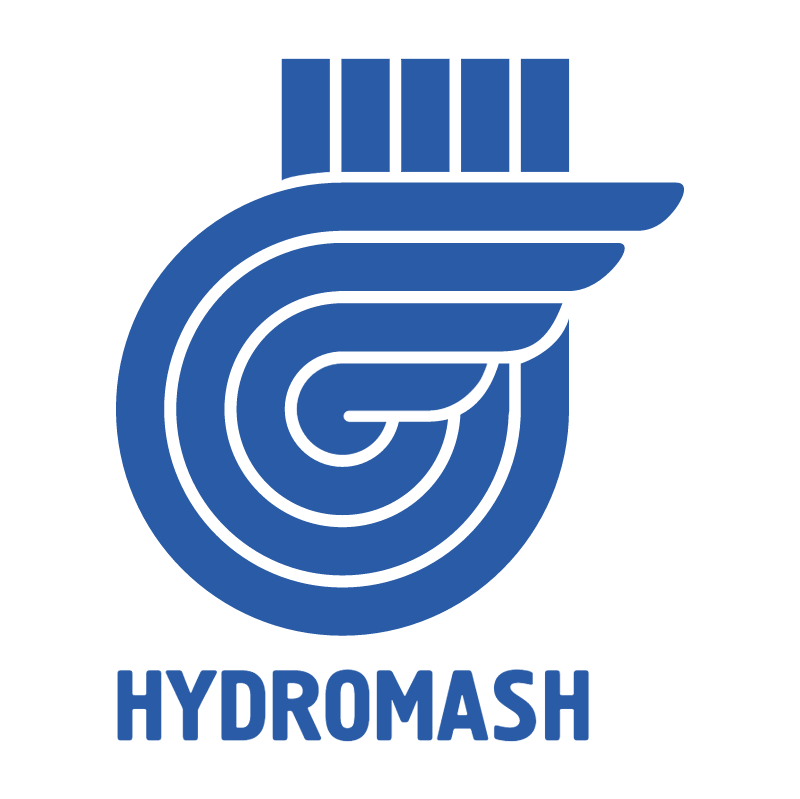 Hydromash vector logo