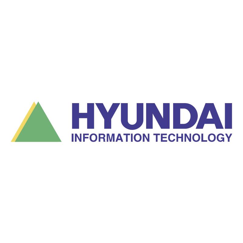 Hyundai Information Technology vector