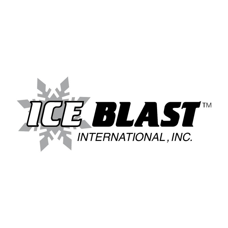 Ice Blast vector