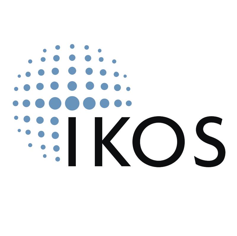 IKOS Systems vector logo