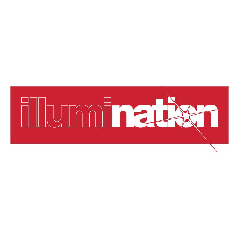 Illumination vector logo