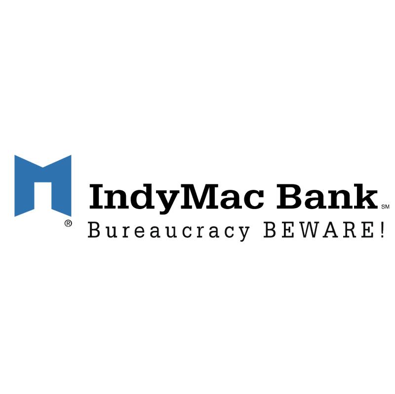 IndyMac Bank vector logo