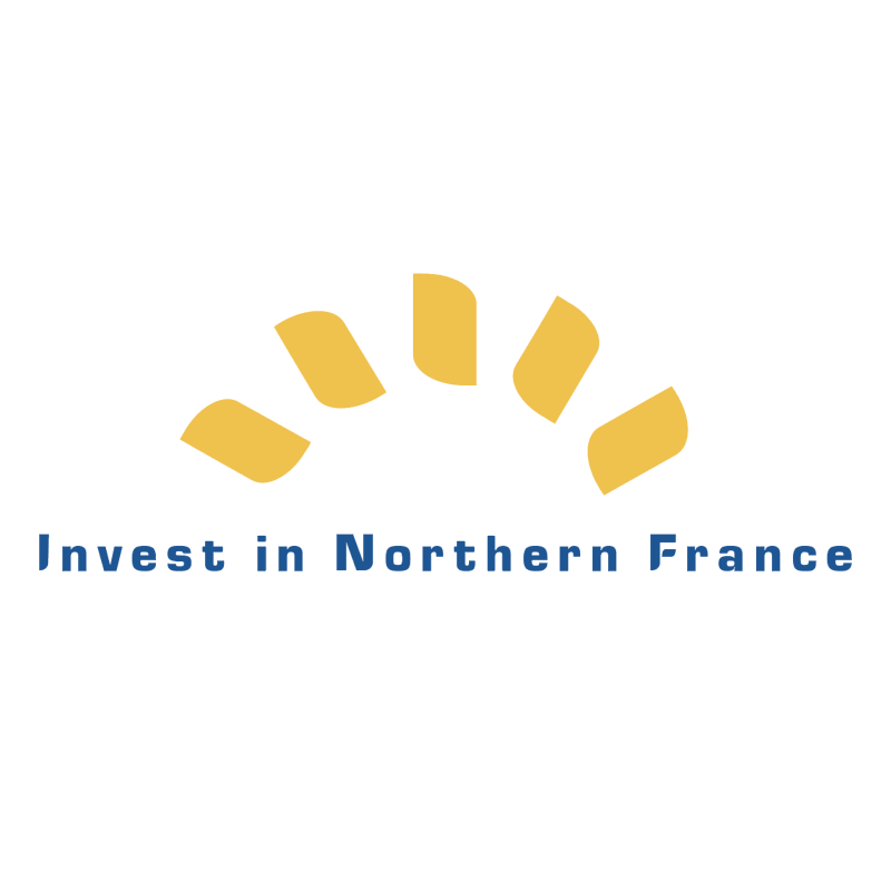 Invest in Northern France vector