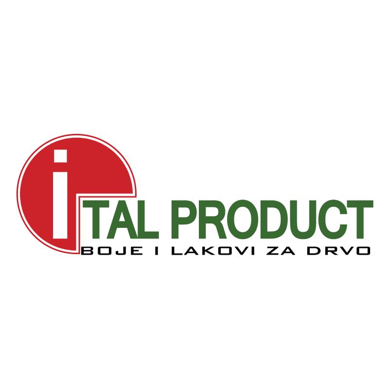 Ital Product vector logo