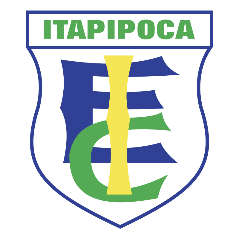 Itapipoca Esporte Clube de Itapipoca CE vector logo