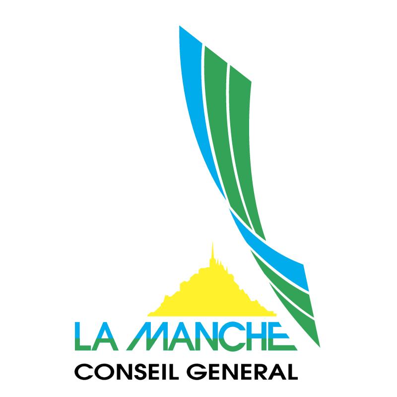 La Manche Conseil General vector