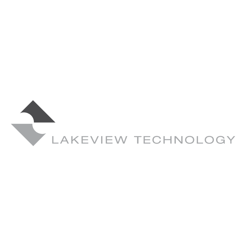 LakeView Technology vector logo