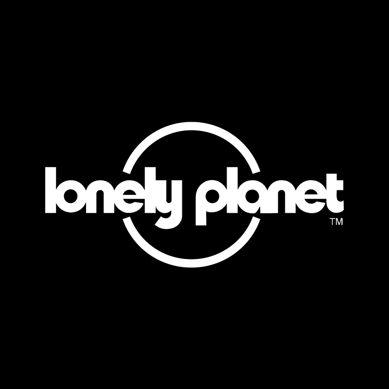 Lonely Planet vector