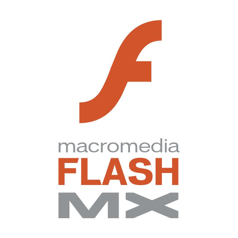 Macromedia Flash MX vector