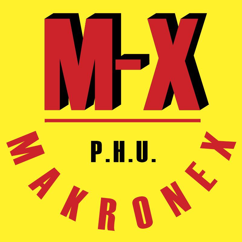 Makronex vector logo