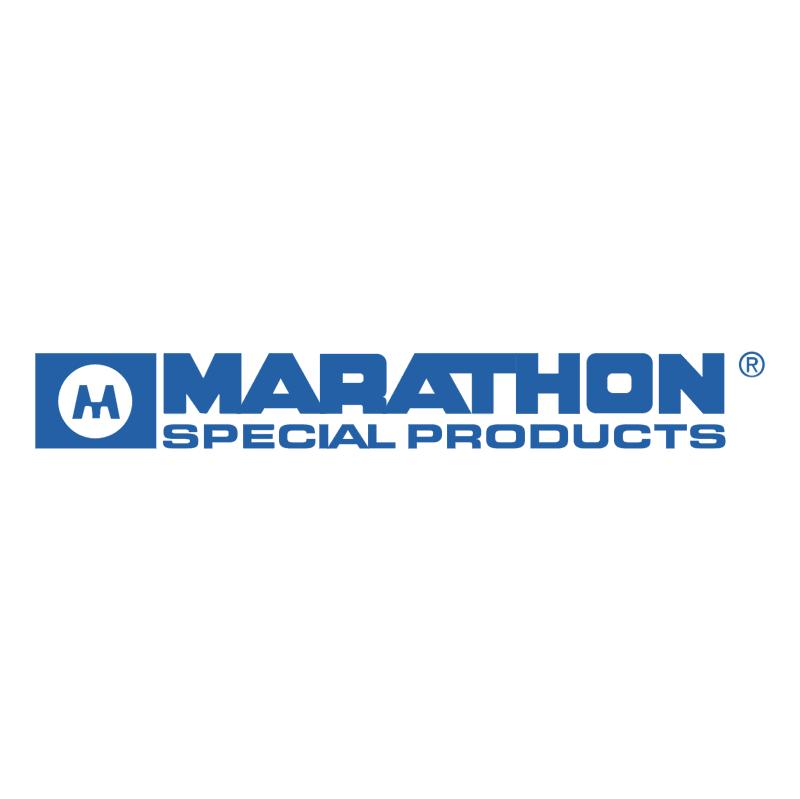 Marathon Special Products vector logo