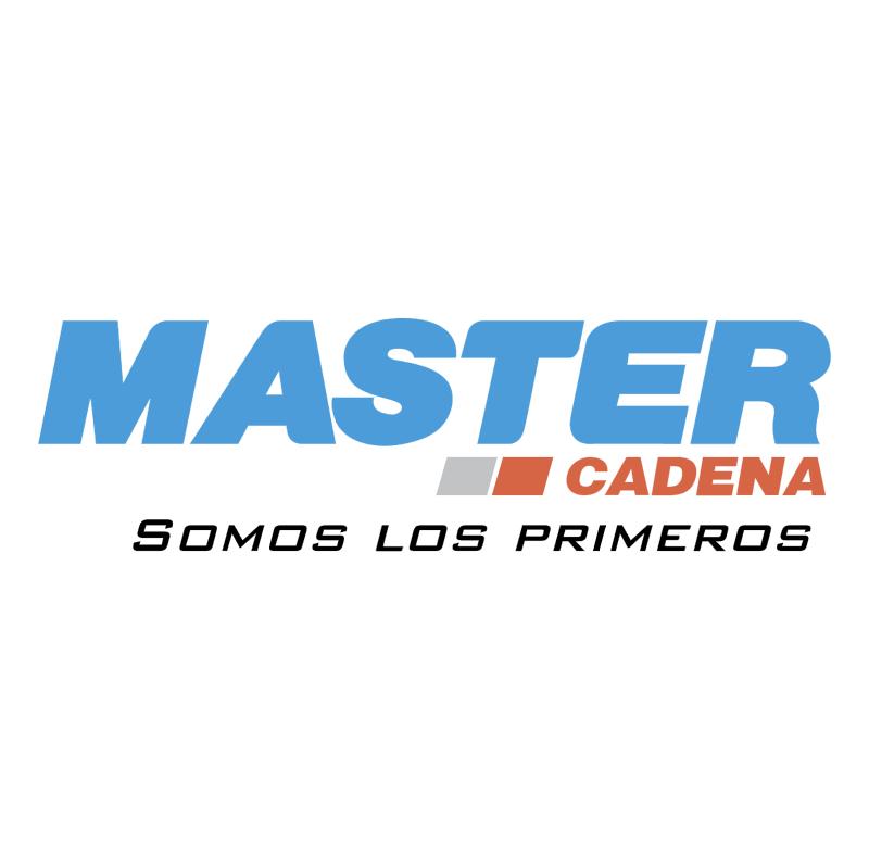 Master Cadena vector
